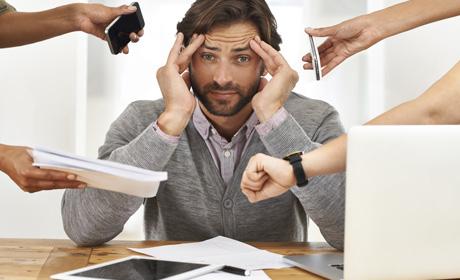 Psicologia del lavoro stres